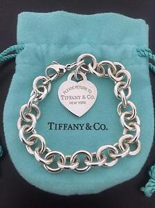 Tiffany and Co silver bracelet authentic Carlingford The Hills District Preview