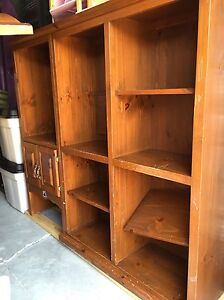 Book shelf/TV stand - reduced to sell Peterborough Peterborough Area image 1