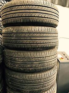 185/55R15 set of excellent Tyres 99 % tread on it. Summer Hill Ashfield Area Preview