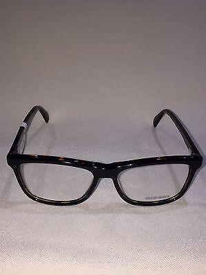 NEW Diesel DL5183 col. 005 Black Eyeglasses Frame 52[]14 145
