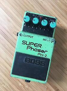 Boss PH-2 Super Phaser Bondi Junction Eastern Suburbs Preview