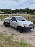 Toyota hilux workmate Caboolture Caboolture Area Preview