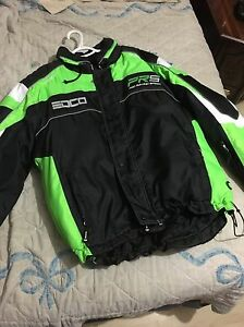 Snowmobile jacket
