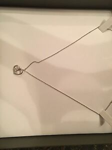 Diamond necklace from Michael Hill