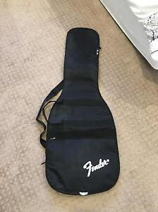 Fender guitar soft case Wembley Downs Stirling Area Preview
