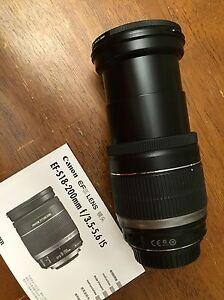 Canon EF Lens 18-200 3.5-5.6f  Kitchener / Waterloo Kitchener Area image 1