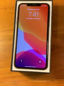 iPhone 11 Max Pro 64gb Gold UNLOCKED