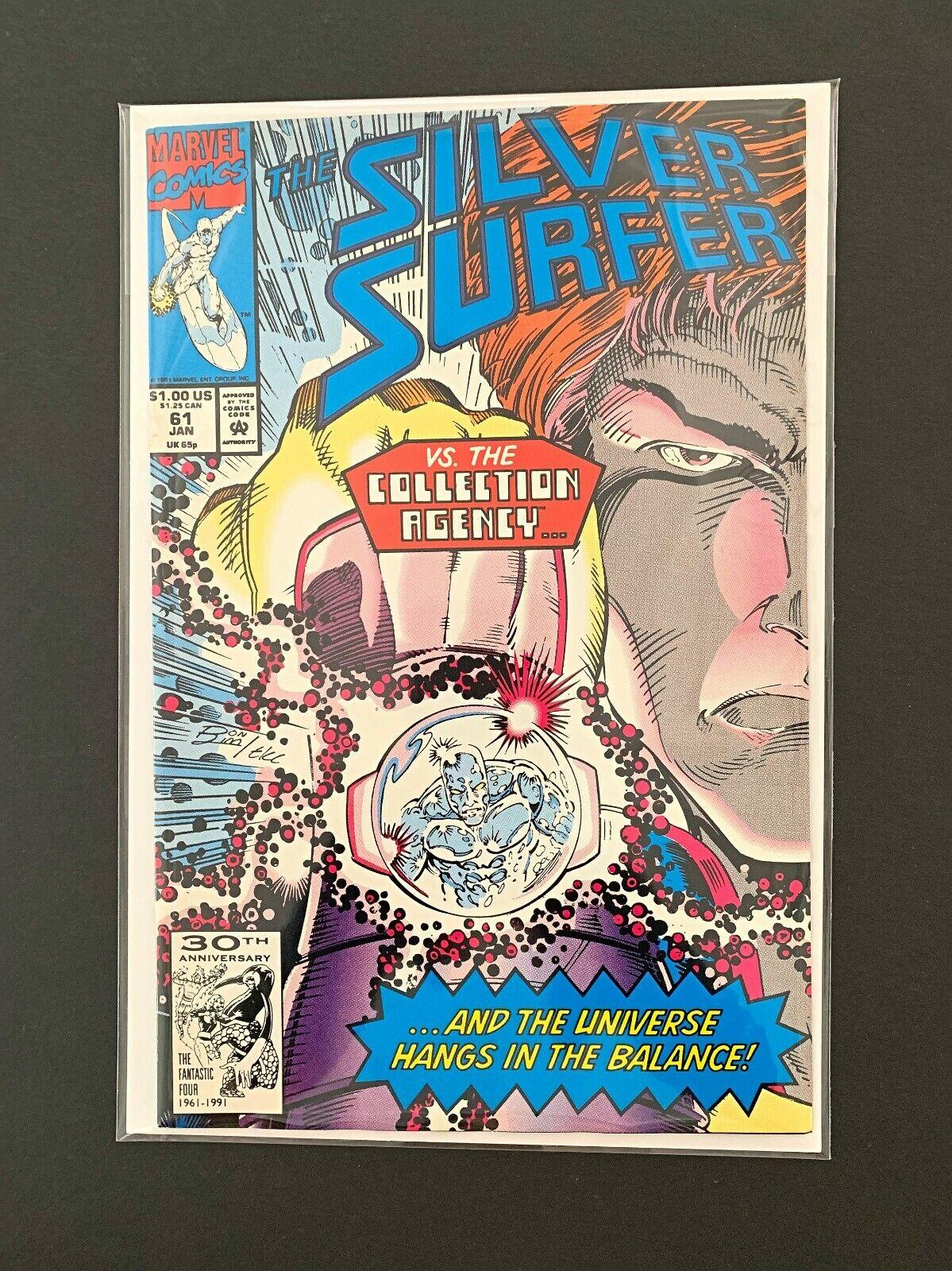 VOL.3 THE SILVER SURFER #77 MARVEL COMICS 1993 NM//MT