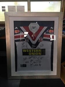 Sydney Roosters 2003 Signed Jersey Jannali Sutherland Area Preview