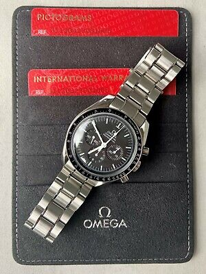 Complete Omega Speedmaster Professional Moonwatch 42mm Watch 311.30.42.30.01.005