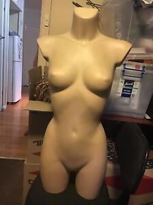 Half mannequin mannequins shop fit out Ivanhoe Banyule Area Preview