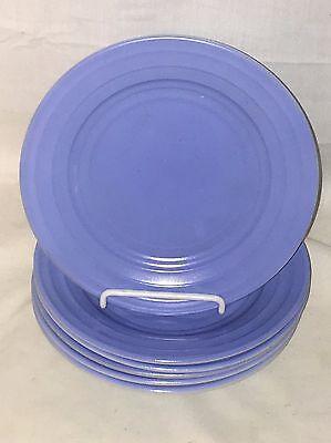 "MODERNTONE COBALT BLUE 6-3//4/"" SALAD PLATE!!"