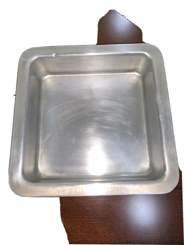 """Rema Air Bake Double Wall Aluminum Insulated Square Baking Pan 8"""" x 8"""" x 2 1/4"""""""