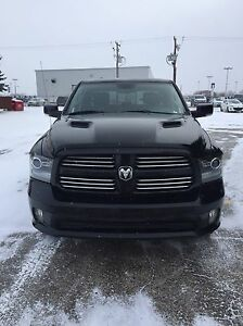2013 Dodge Ram 1500 sport 4x4.  Moose Jaw Regina Area image 3