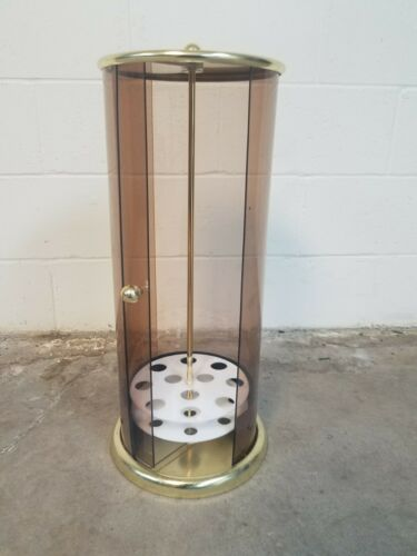 Vertical Gelato & Ice Cream Cone Display Holder For Waffle or Sugar Cones