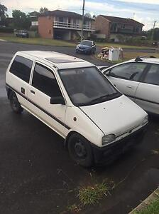 1990 Subaru Fiori (not running) and jdm wheels Pitt Town Hawkesbury Area Preview