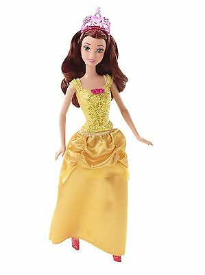 Mattel Disney Princess CFB75 - Märchenglanz Prinzessin Belle / Bella NEU & OVP (Disney Princess Belle)