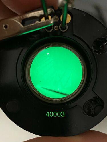 Gen 3 MX-10130 PVS-7 Night Vision Intensifier Tube, w. Warranty, S/N 40003