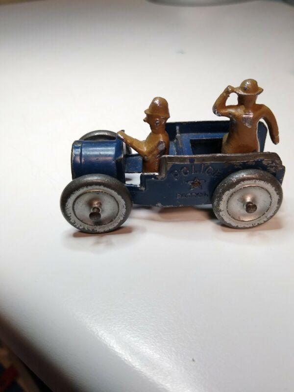 1930s Tootsietoy Moon Mullins Police Patrol Wagon