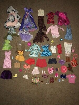 barbie doll accessories bundle ( features a wide variety )