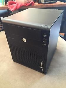 HP N40L micro server with upgrades Thornton Maitland Area Preview