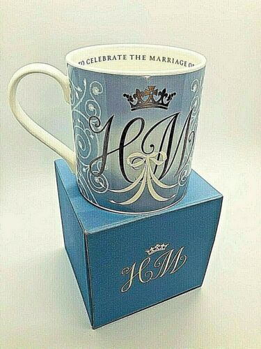 Prince Harry and Meghan Markle Wedding Royal Collection Trust 2018 Official Mug
