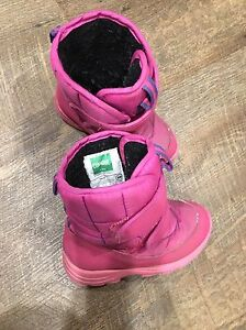 8M cougar kids winter boots
