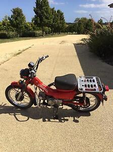 1999 Honda CT110 Postie Bike Geelong Geelong City Preview