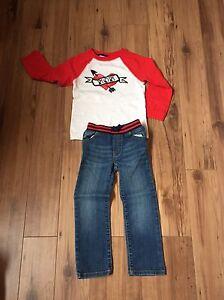 Boys size 4 clothing