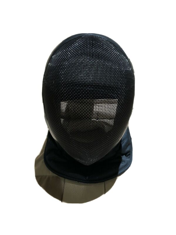 AF Absolute Fencing Gear Helmet Face Mask, 350 N Standard, M, Medium