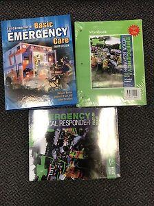 Emergency Medical Responder Textbooks