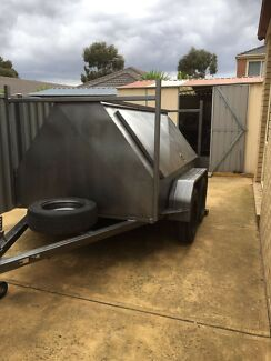 Tradesman 8x5 trailer