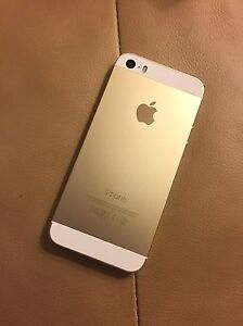 New iPhone 5s - gold - 16gb