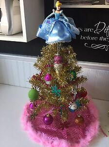 Princess Christmas Tree with Accessories $15!!!