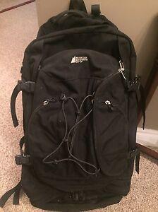 MEC travel backpack