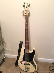 Fender Jazz American Special (made in U.S.A) package London Ontario image 1