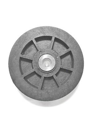 Lifetime Pulley 2.5 Diameter Sheave With 516 Id Stainless Steel Bushing