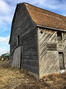 Old barn for sale