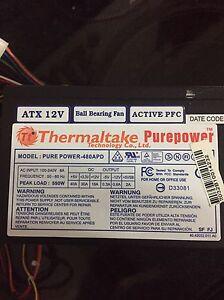 20 pin 480 watt power supply 20$ Cambridge Kitchener Area image 2