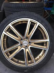 18 inch mag wheels Horningsea Park Liverpool Area Preview