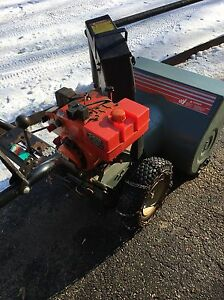 Craftsman snowblower  Kitchener / Waterloo Kitchener Area image 4