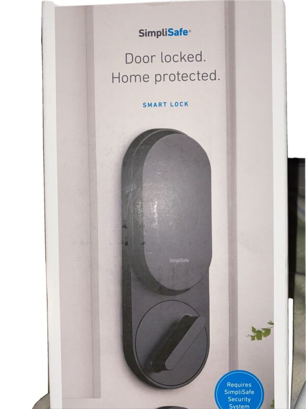 SimpliSafe home Door Security Lock