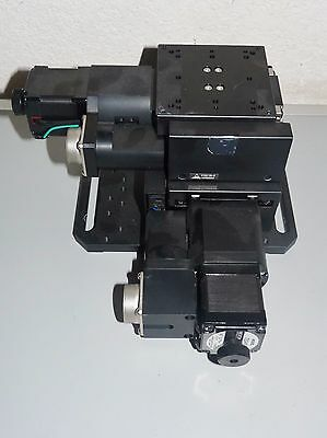 Suruga Seiki K102-70ry-2 K102-30-2 Crossed Roller Guide Assembly X Y Axis Stage
