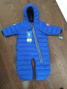 Brand new Canada goose bunting 6-12m