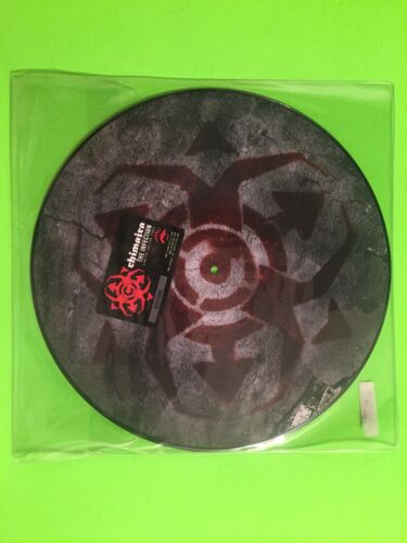 Chimaira - The Infection picture disc LP Limited Edition Of 2000