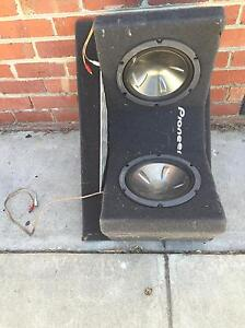 Pioneer car subwoofers Jacana Hume Area Preview