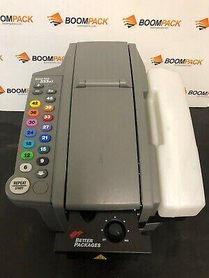 Boompack Better Pack 555es Electronic Kraft Packing Tape Dispenser