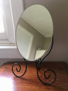 Standing Table Mirror