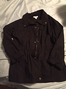 Medium Sized Light Black Jacket