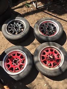 "14"" JDM wheels Pitt Town Hawkesbury Area Preview"